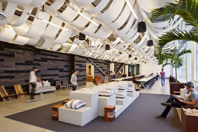 Dropbox_industrial_style_cafeteria