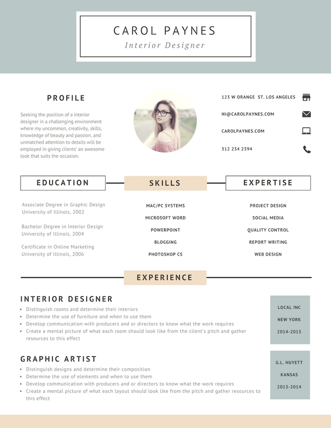 graphic_design_resume_photo