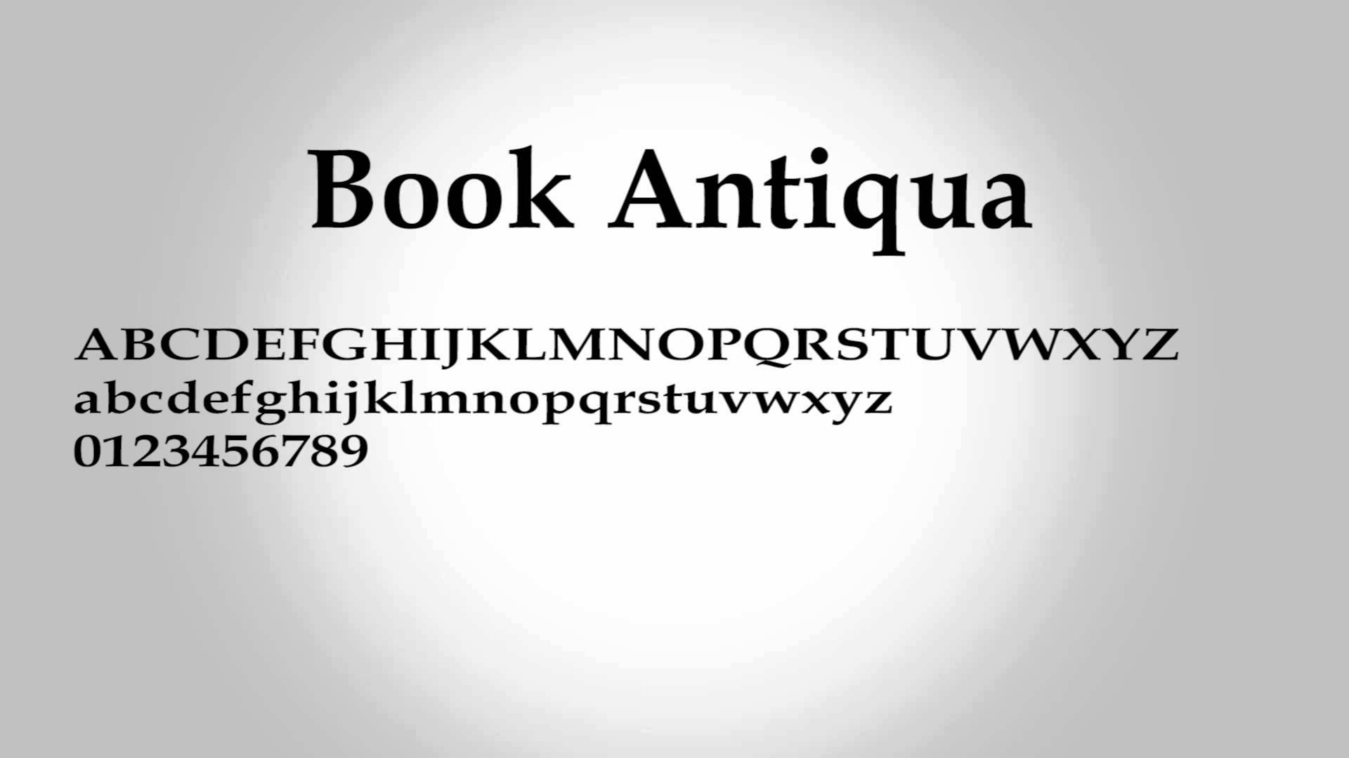 Book Antiqua_font_for_resume _photo
