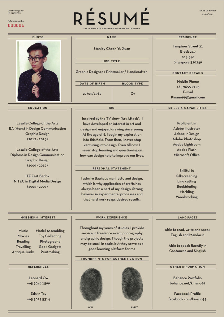 Marvelous Creative Resume_11_photo To Creative Resume Examples
