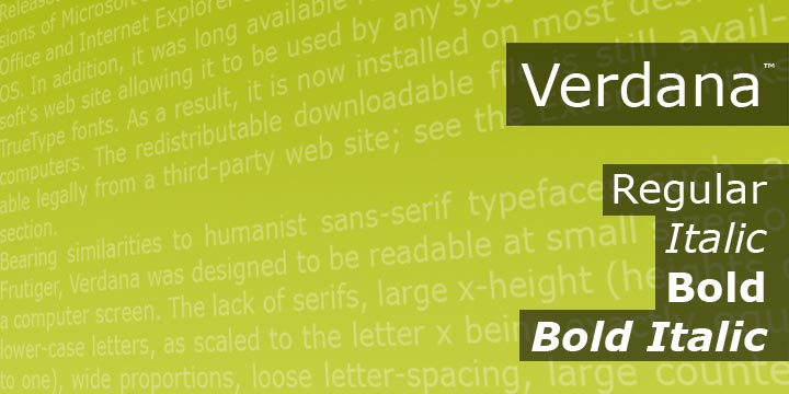 Verdana_font_for_resume _photo
