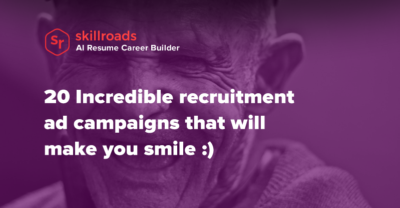20 incredible recruitment ad campaigns that will make you