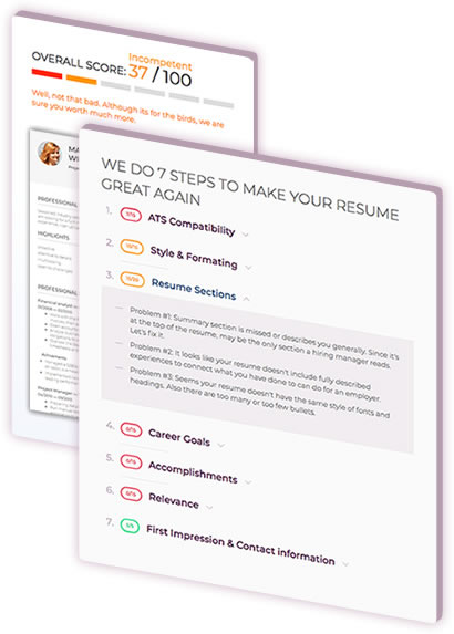 innovative smart resume checker will get your cv reviewed